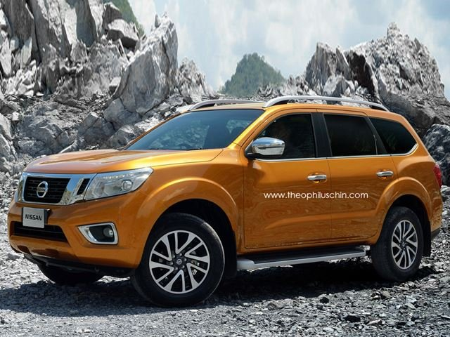 This is What the Nissan Pathfinder Could Have Been