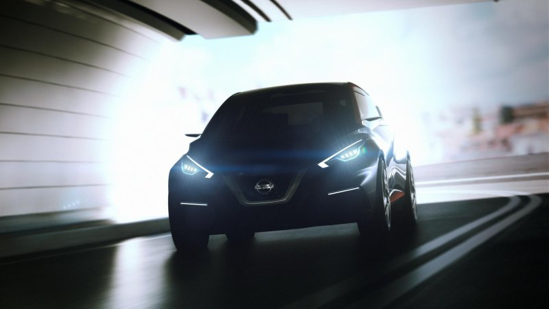 Nissan Previews New Sway Hatchback Concept Bound for Geneva