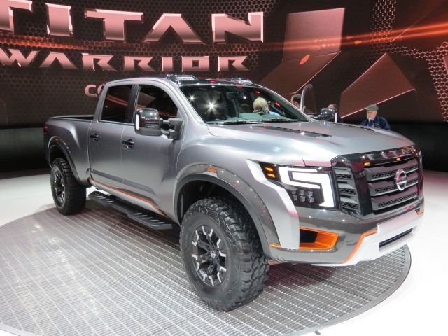 Let's Put the New Nissan Titan Warrior Under the Spotlight