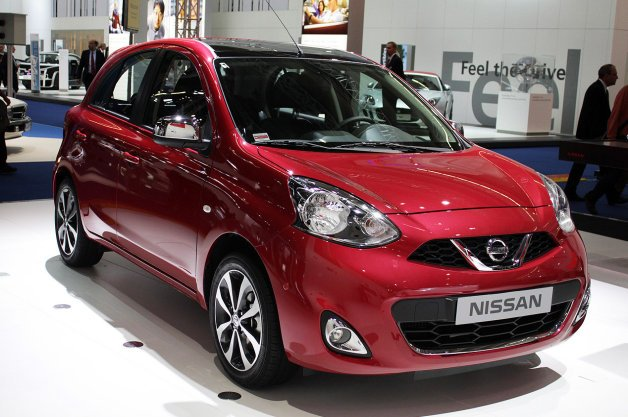 Updated Nissan Micra Gets Fresh Look, More Tech and 'New' Name