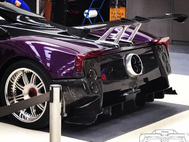 What Do You Think of the New Pagani Zonda ZoZo?