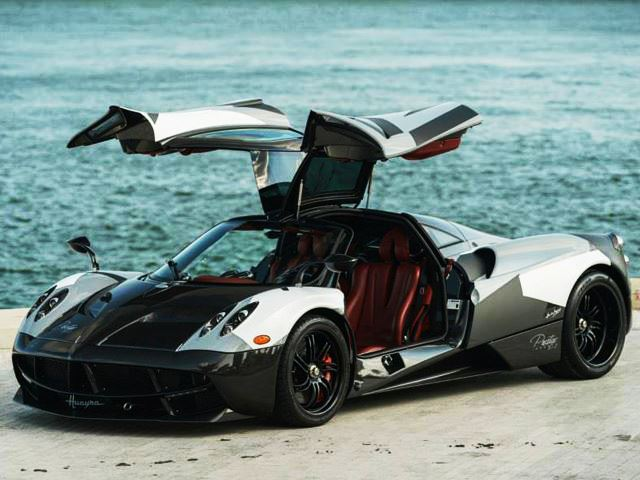 How to Make a Pagani Huayra Even More Perfect