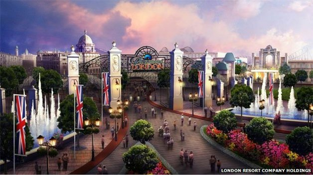 BBC Signs Deal for Theme Park that Could Have Top Gear Attractions