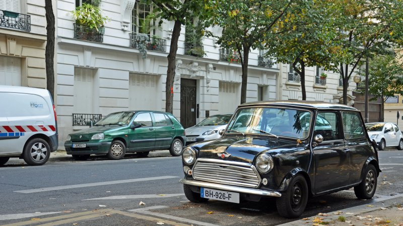 What Paris Banning Pre-1997 Cars Means For Classic Owners