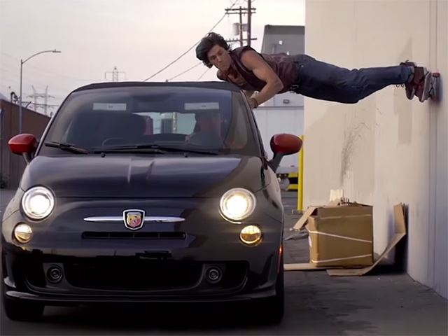 5 Parkour Stunts on Moving Cars You Have to See