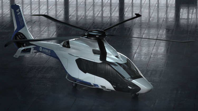 Peugeot Now Designs Helicopters for Airbus
