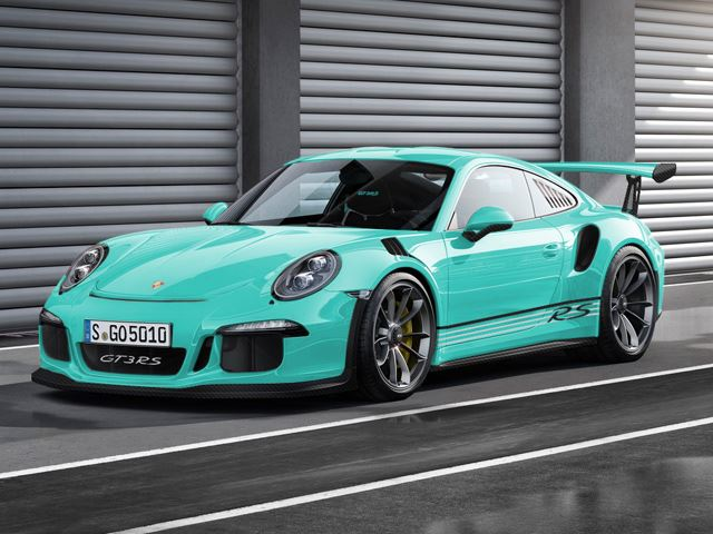 Here's Some Bespoke Ideas for Your All-New Porsche 911 GT3 RS