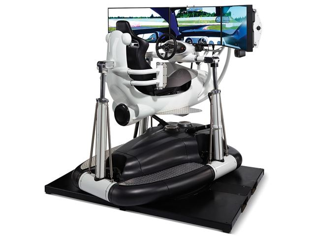 This Is the Most Realistic Racing Simulator In the World