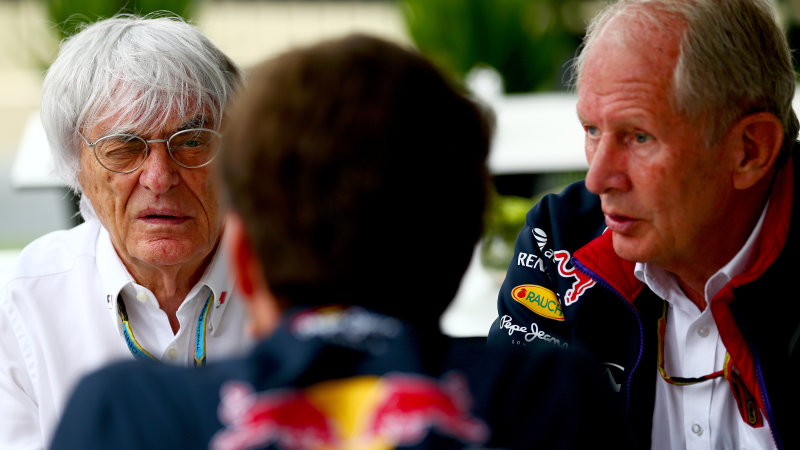 Red Bull Threatens to Quit F1