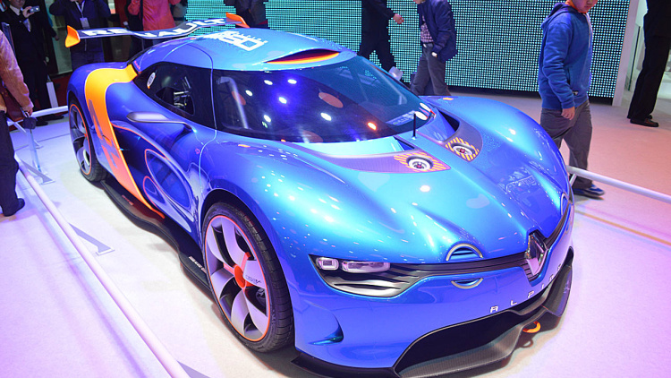 Renault Planning Alpine Sports Car to Rival Audi TT, Porsche Boxster