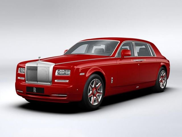 Hong Kong Tycoon Makes World Single Largest Order of Rolls-Royces