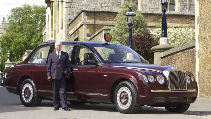 Queen Elizabeth Needs a New cChauffeur - Could it be You?