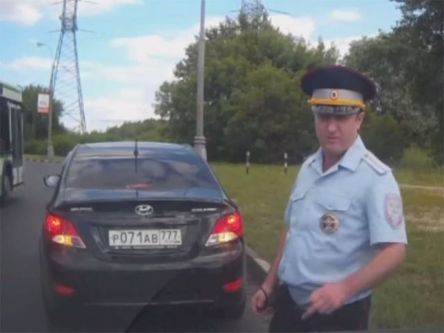 We Always Figured Russian Cops to Be Dirty, But Not as Dirty as This One