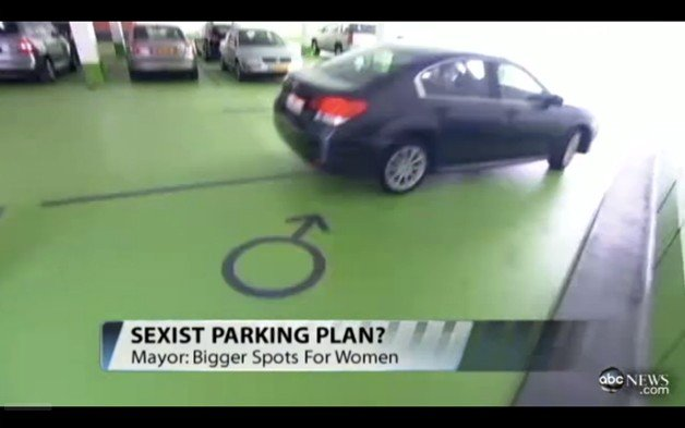 German Town Doles Out Parking Spaces Based on Sex