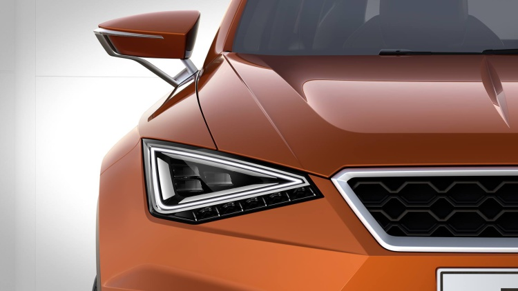 Seat Bringing New Crossover to Geneva?