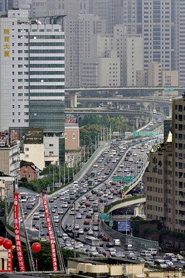 In Shanghai, A License Plate Can Cost as Much as a Car