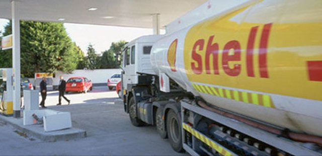Shell Acquires Petrol Tanker