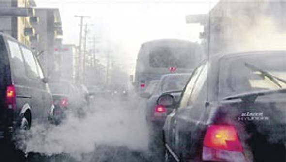 Smoke Pollution On Our Roads Localized