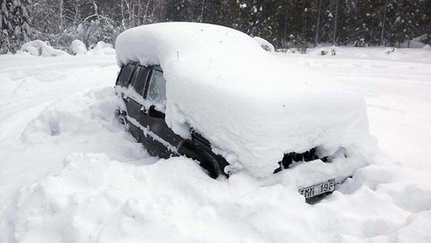 Swedish Man Found Alive After Snow Buries Him in Car for Two Months