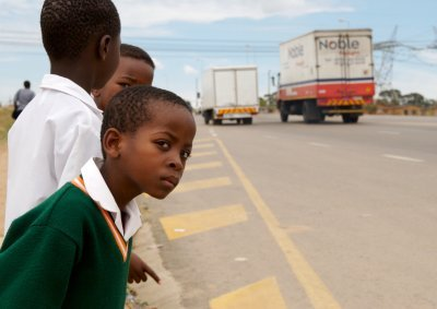 Poor in Most Peril on South Africa Roads