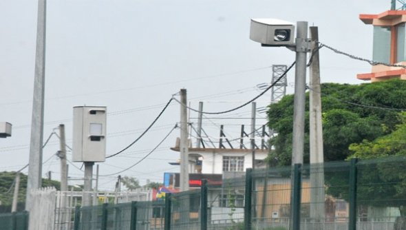 Speed Cameras: 14,700 Tickets in Less than Two Months