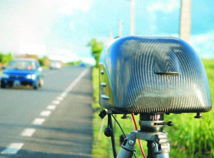 The cameras generate Rs 77.58 million for the State