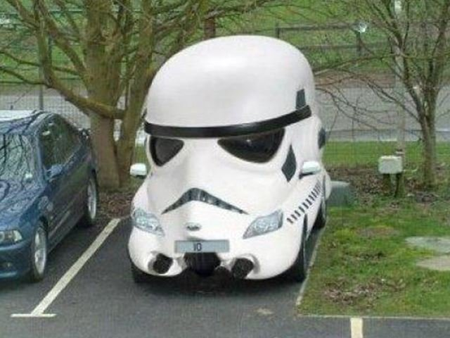Car Mod Atrocities: Star Wars Edition