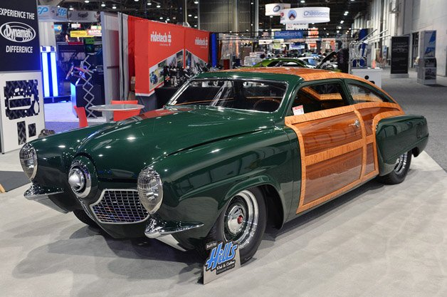 1951 Studebaker Fastback is the Woody that Never Was