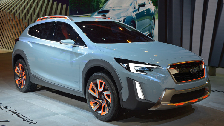Subaru XV Concept Is Our First Glimpse At The Next Crosstrek