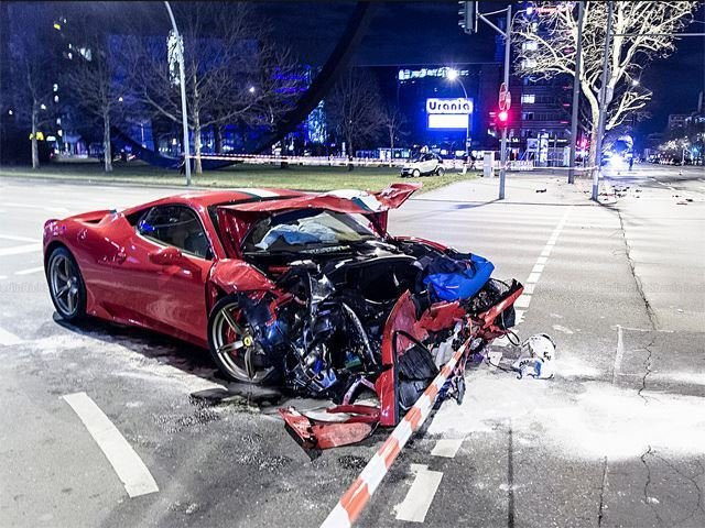 Presenting 2014's Most Stupefying, Idiotic, and Painful Supercar Crashes