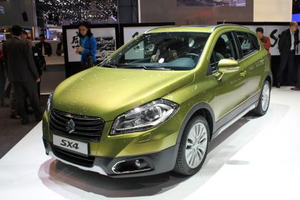 SX4 S-Cross : L'Evolution Selon Suzuki