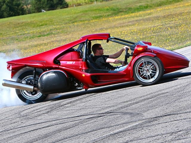 three wheeled cars campagna t rex localized. Black Bedroom Furniture Sets. Home Design Ideas
