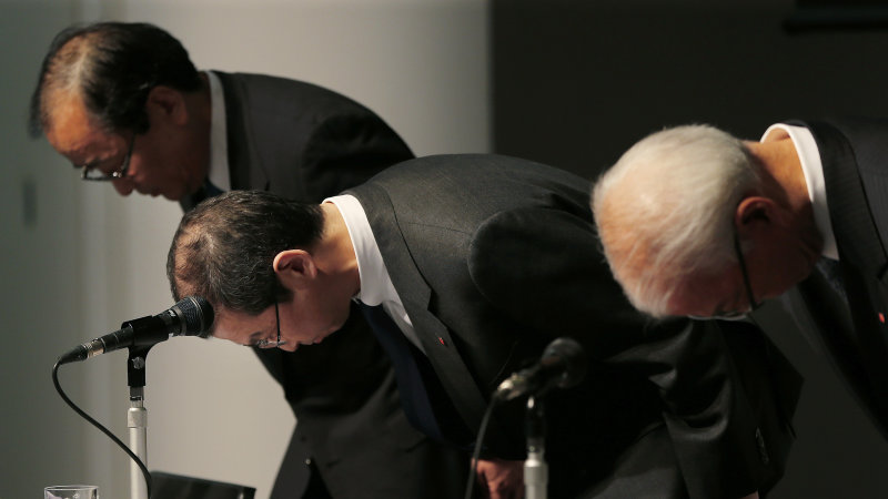 Takata CEO Issues Public Apology, Talks Victim's Compensation Fund