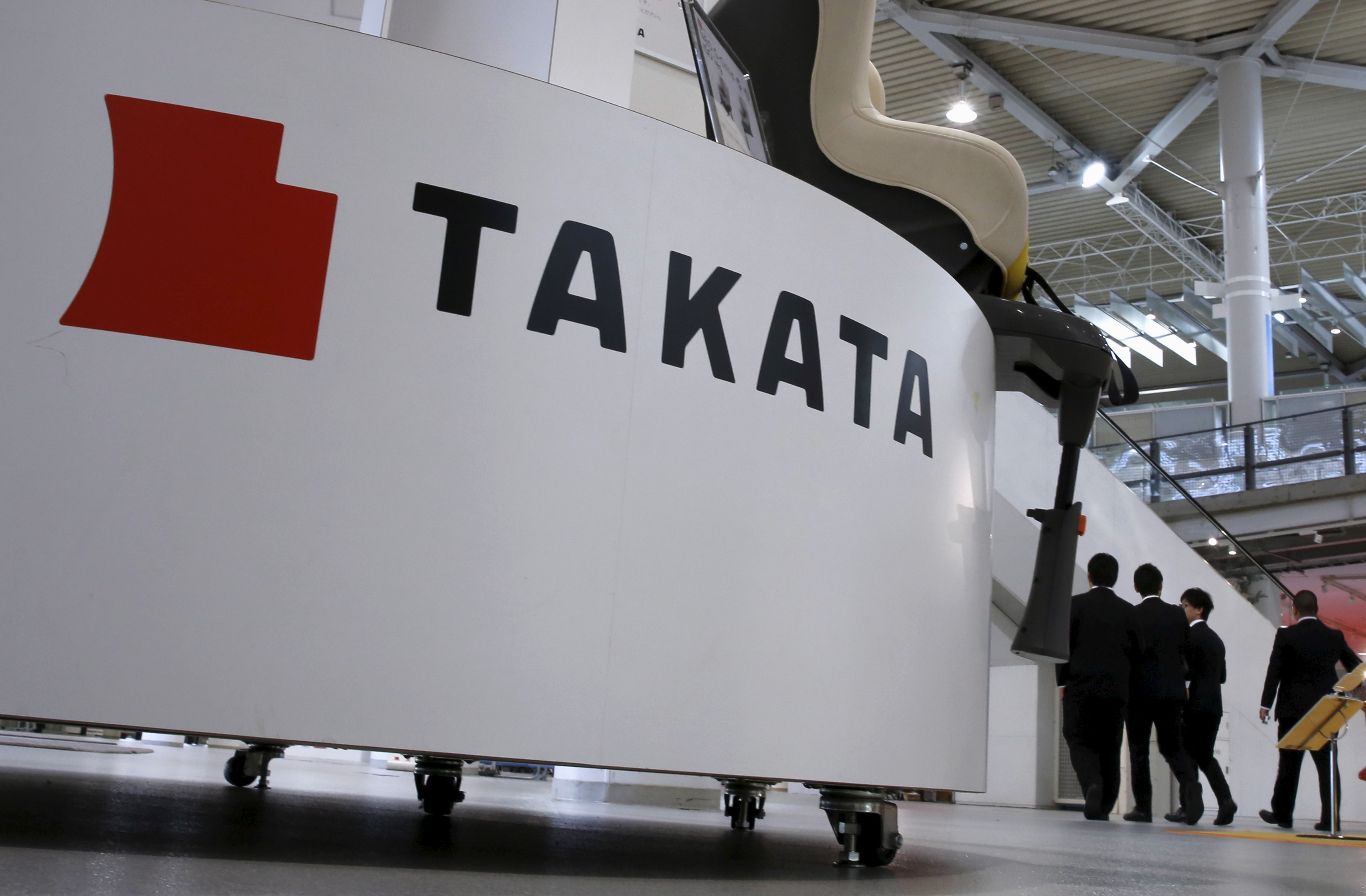 Takata Sets Aside Additional $189 Million To Cover Airbag Recall Costs