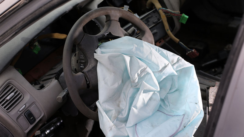 This Is Why Takata Airbag Inflators Rupture And Explode