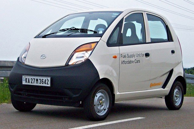 Rajasthan, India offering free Tata Nano in exchange for your sterilization