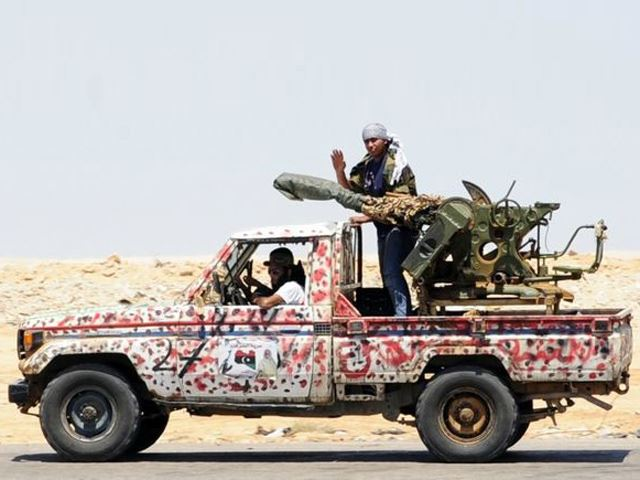 Which Truck Do The World's Terrorists and Militias Love the Most?