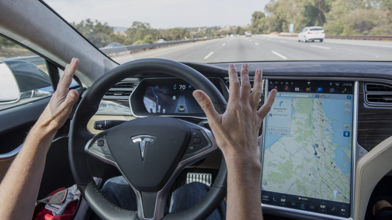 Tesla's Autopilot Approved for International Use
