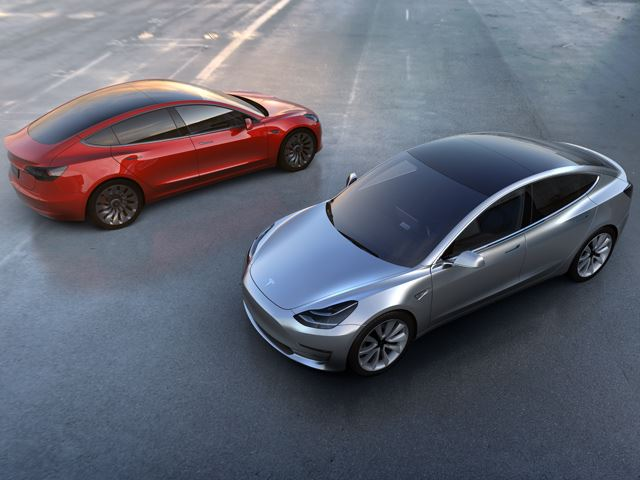 Tesla Model 3 Unveiled: 115,000 Orders Secured In 24 Hours