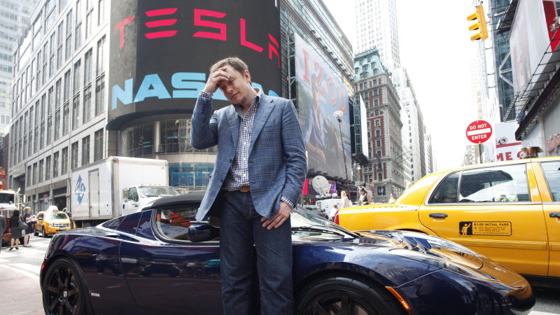 The Real Story Behind Tesla 'Stealing' a Customer's Model S