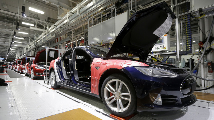 With Model 3, Tesla Will Approach Manufacturing In A New Way