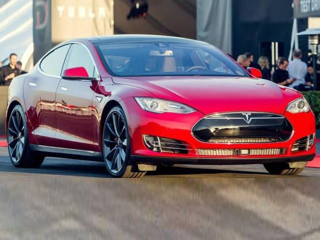 Tesla Model S P85D Unveiled with 691-HP; 0-100 km/h in 3.2 Secs