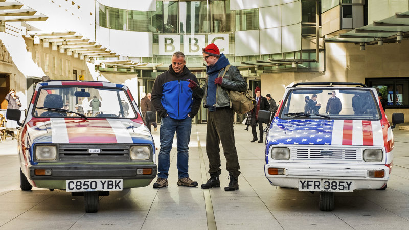 Top Gear's First Episode Was a Promising Mess