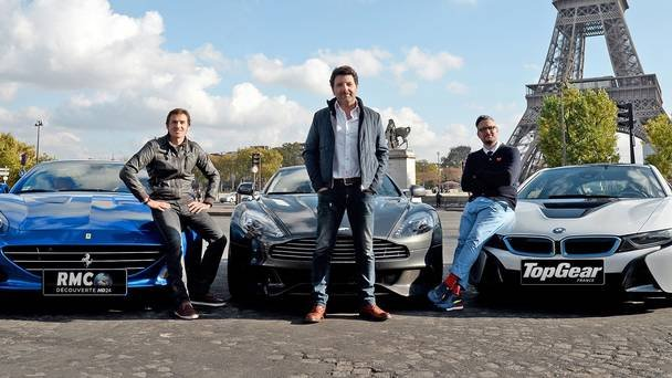 France Launches Its Own Top Gear Franchise