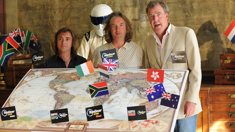 How Much Would It Cost to Do a Top Gear Road Trip?