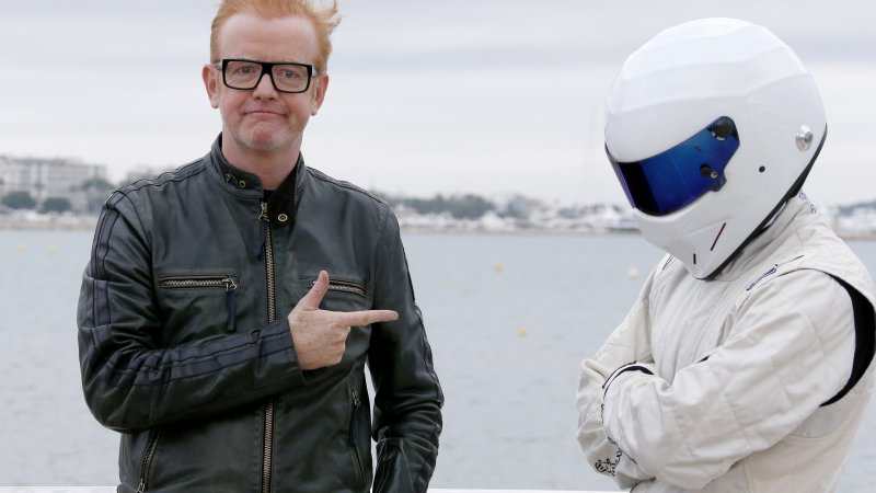 Top Gear and Chris Evans Already Broken Down?