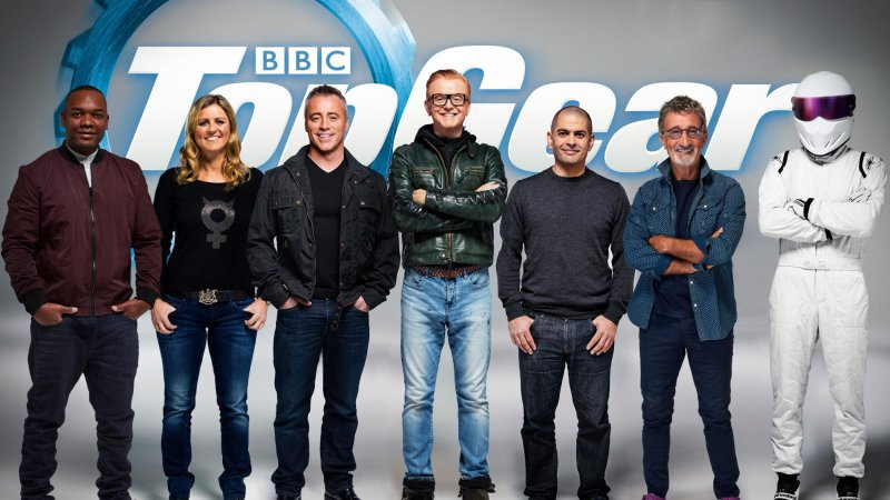 BBC Top Gear Team Turned Back From Moscow Airport