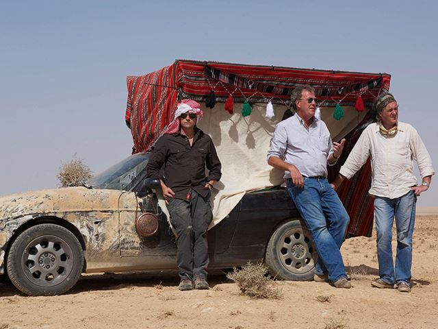 Top Gear as We Know It Is Officially Dead