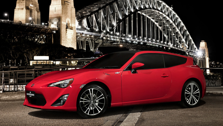 The Toyota GT86 Shooting Brake Concept Is Real