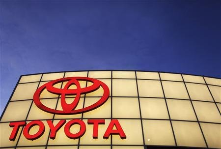 Toyota production back to normal by end of the year